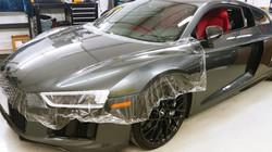 Audi R8 Hood One Piece