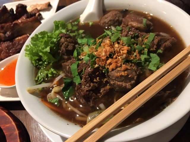 M44 Braised Beef Noodles Soup