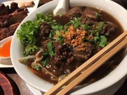 M44 Braised Beef Noodles Soup
