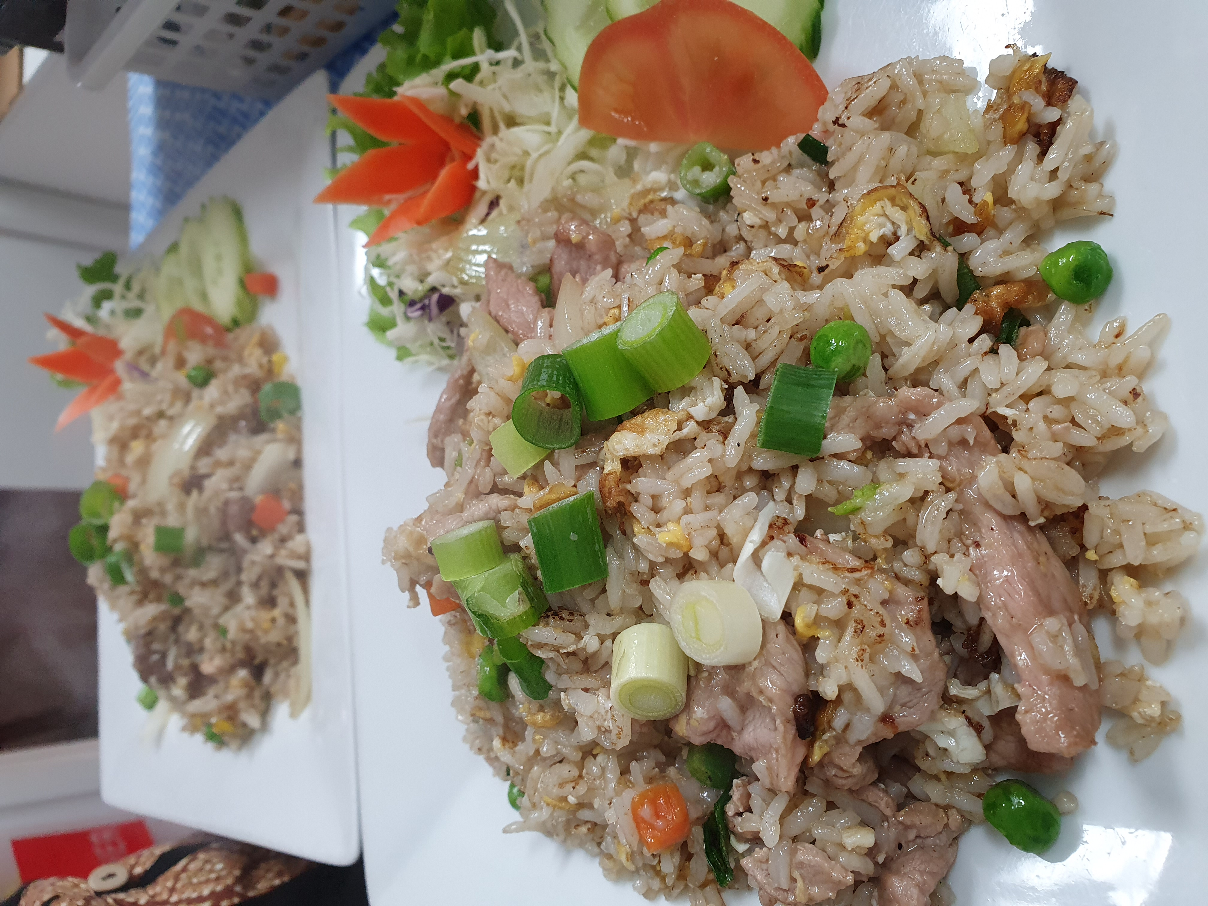 M18 Thai Fried Rice