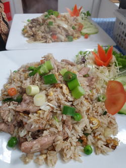 M18 Thai Fried Rice