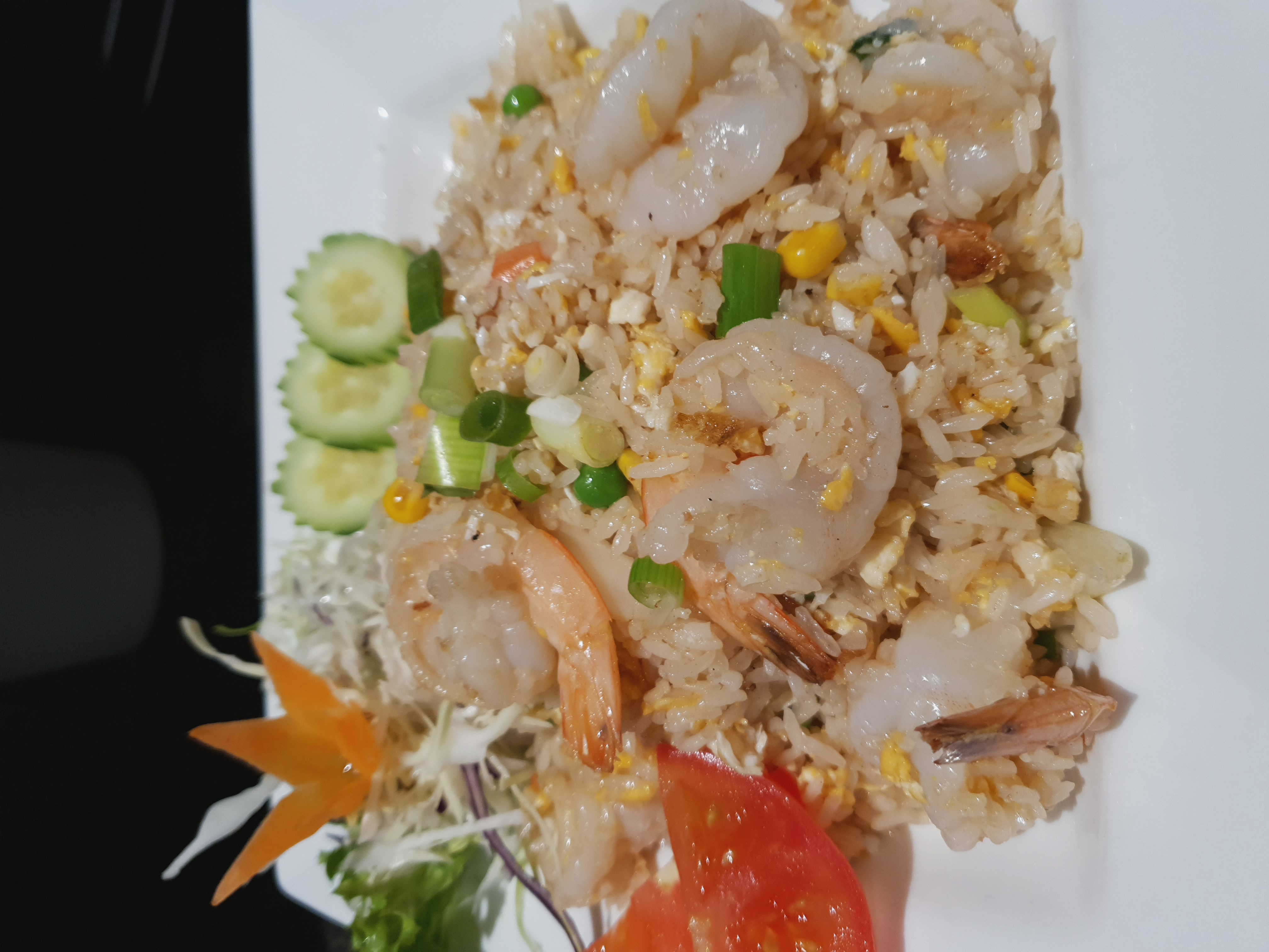 Prawns Thai Fried Rice