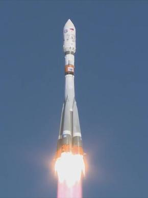 Фрагмент ступени ракеты-носителя «Союз-2.1 а». Стартовая цена 50 000 рублей.