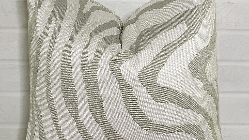 White Zebra/Gold Dust