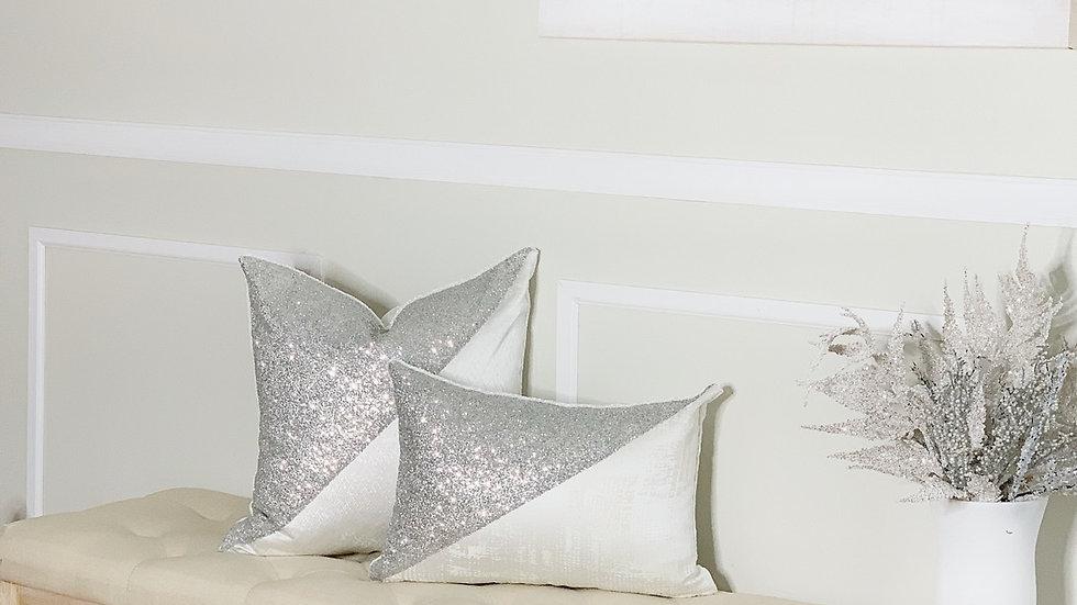 Winter Silver Glam