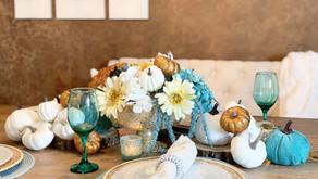 Fall Table Scape Ideas!