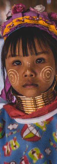 Thajsko - Vesnice Karen