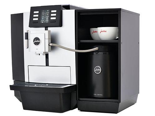 New Jura JX8 Platinum Bean to Cup Coffee Machine