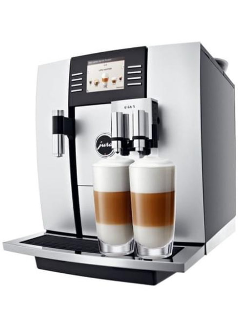 Jura GIGA X5 One Touch Bean to Cup Coffee Machine