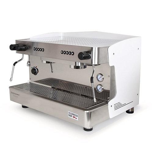 Espressomat Torino 2 Group Espresso Machine