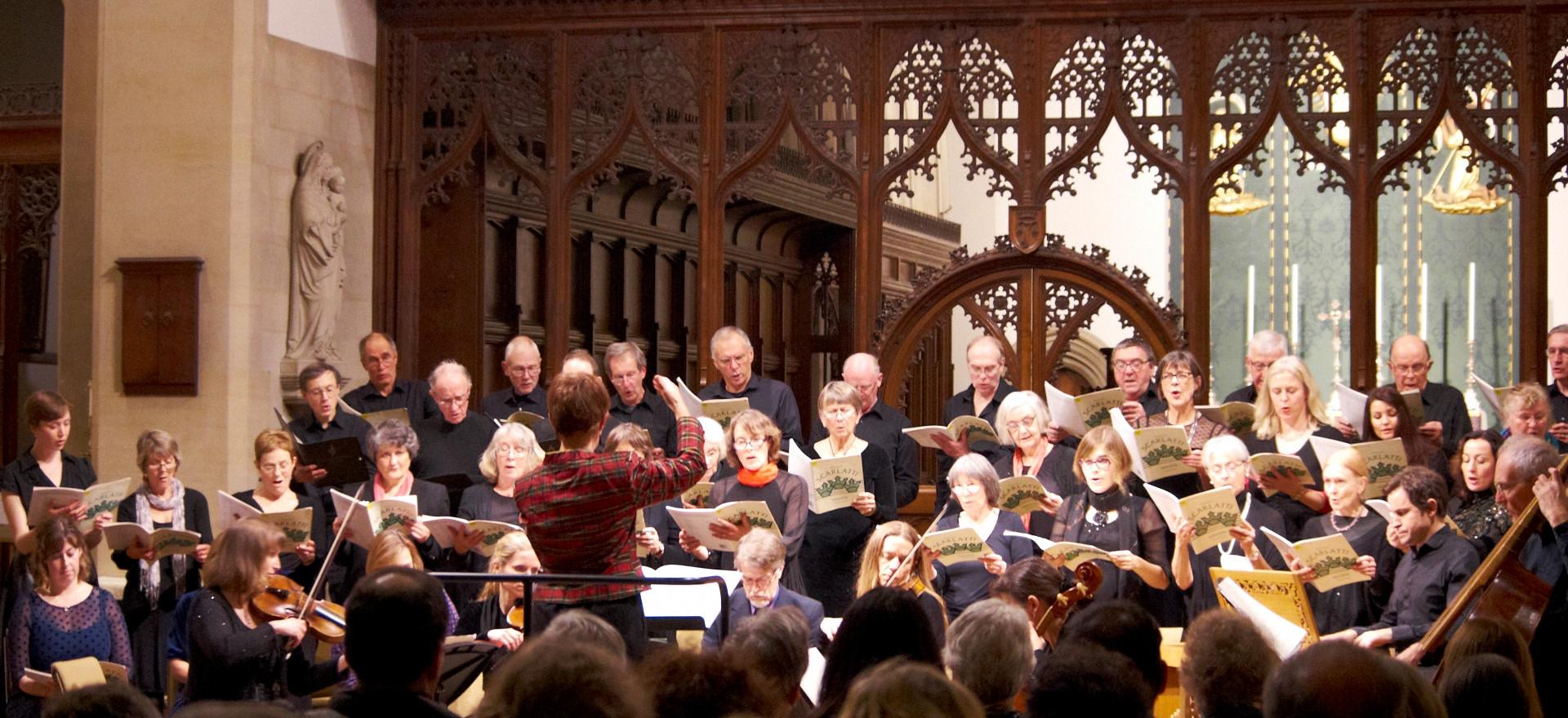 Baroque Praise 2014