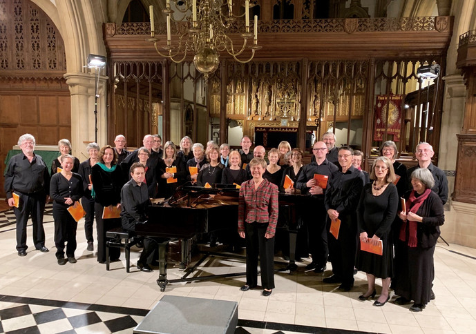 Songs of Joy and Hope 2018
