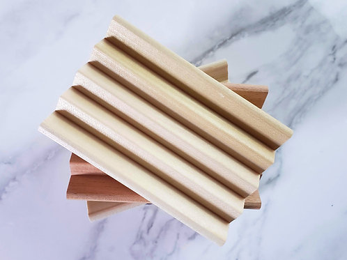 Wooden Soap Saver | Small