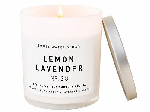 Lemon + Lavender