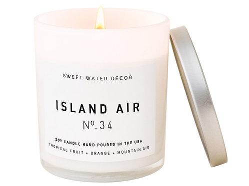 Island Air Candle