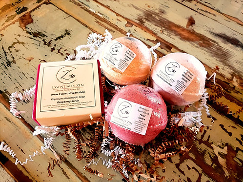 Soap & Bath Bomb Bundle No. 1