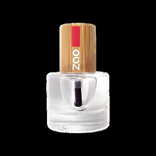 '10 free' base & top coat nail varnish - Zao