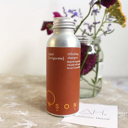 Zakti shampoo - Ksoni
