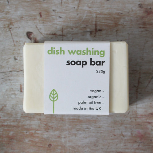 Washing-up soap bar from Eco Living