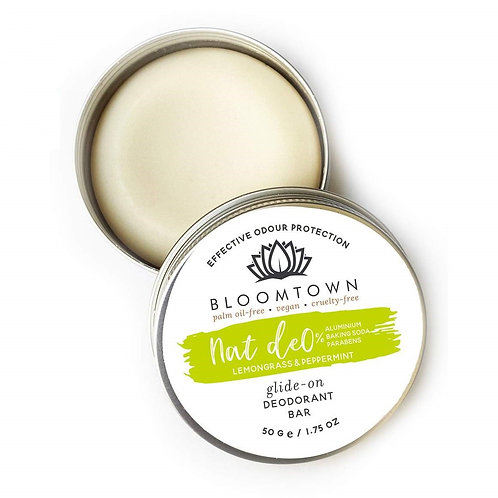 Natural deodorant bar - Bloomtown