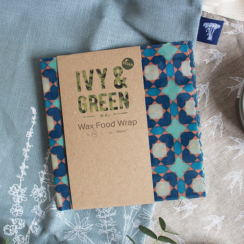 Vegan wax wrap - Ivy & Green