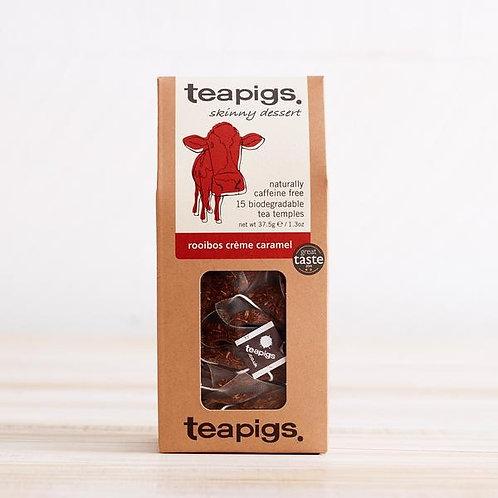 Rooibos crème caramel tea (pack of 15) - Teapigs
