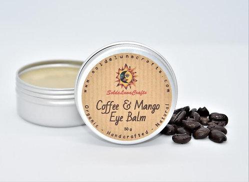 Coffee & mango eye balm