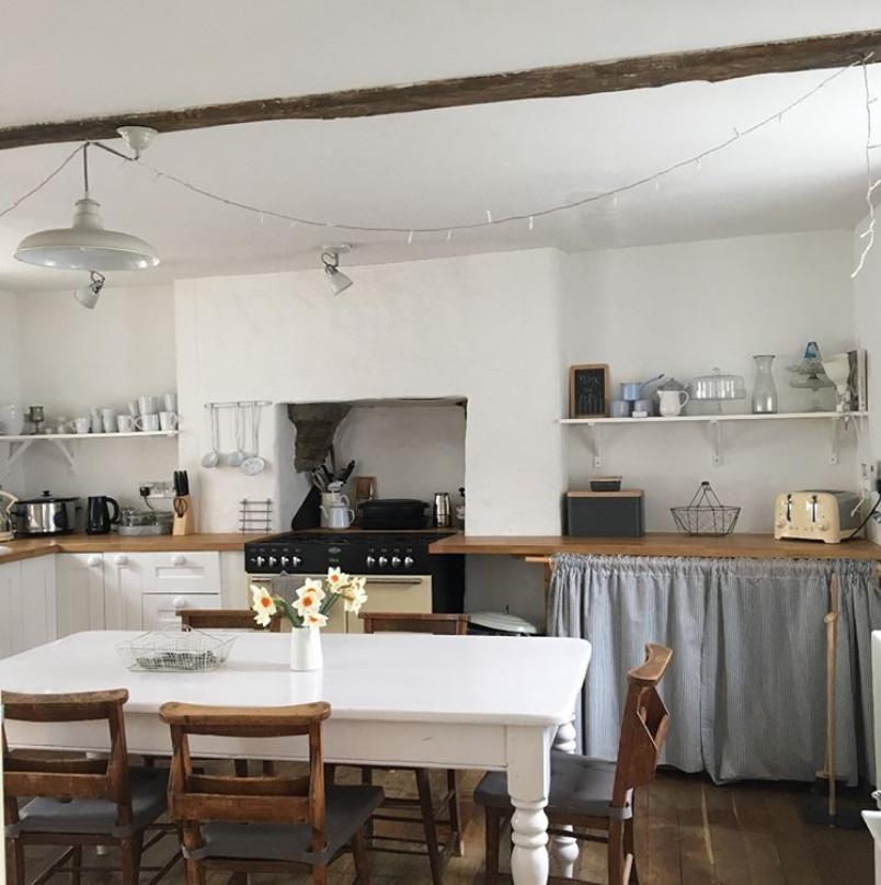 Quay Cottage Kitchen