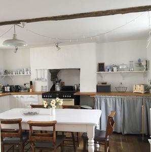 Quay Cottage Kitchen