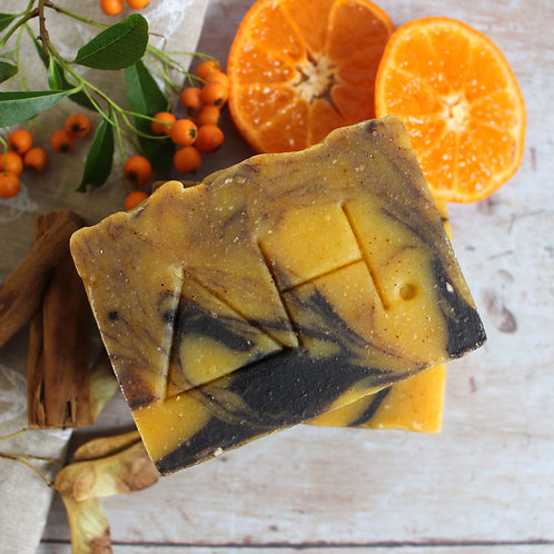 Spiced orange soap - Authentic House