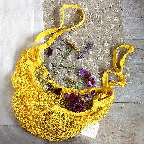 Organic string bag - Turtle Bags