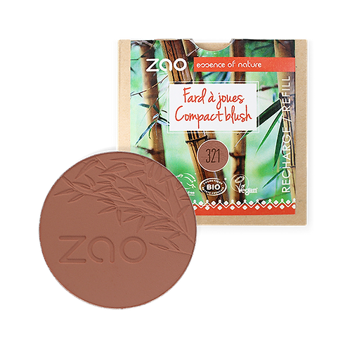 Refill only - Compact blush - Zao