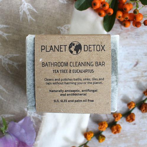 Bathroom cleaning bar - Planet Detox