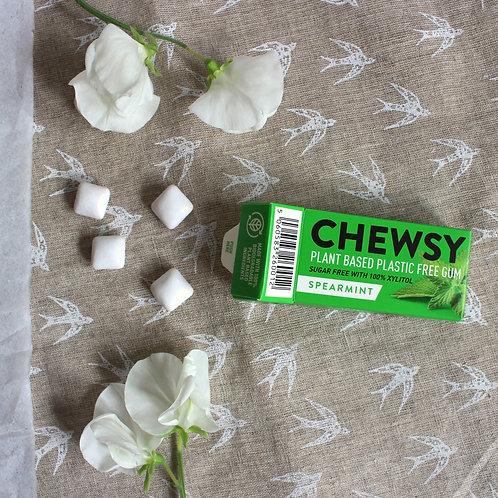 Plastic-free chewing gum - Chewsy
