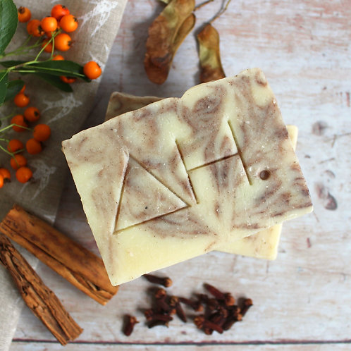 Winter spice soap - Authentic House