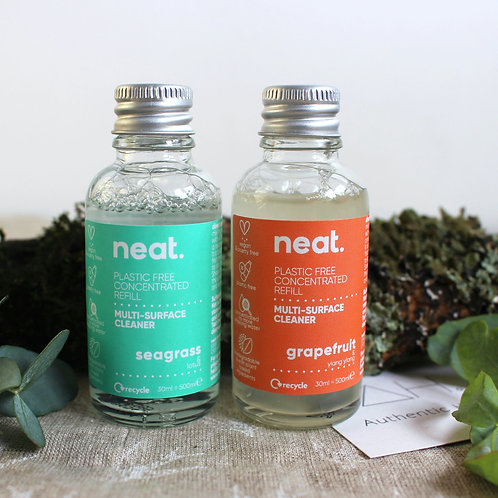 Concentrated cleaning refill - Neat