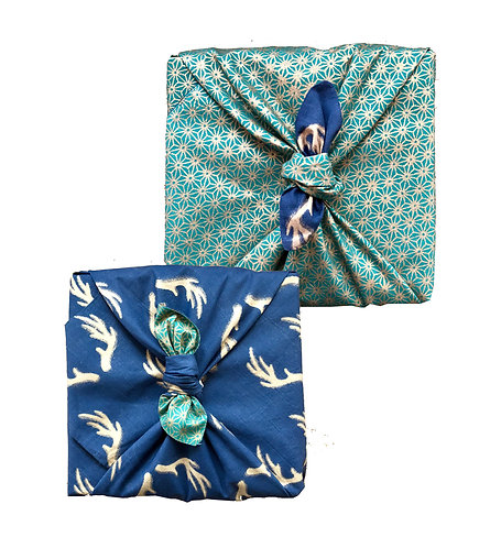 Reusable organic gift wrap - Fab Rap