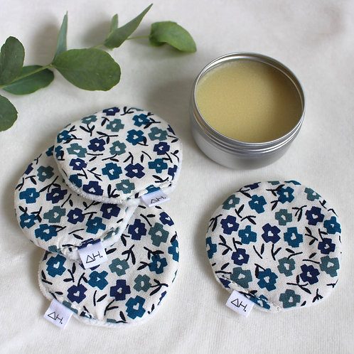 Organic makeup pads - Authentic House