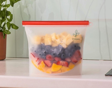 Leak-proof food bags - Yuggen