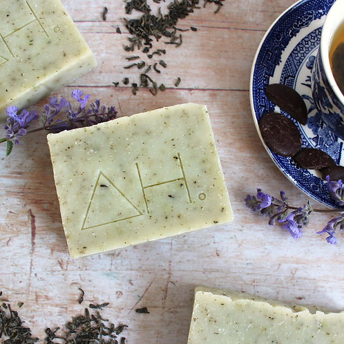 Lime & green tea soap - Authentic House