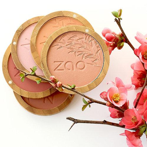 Compact blush - Zao