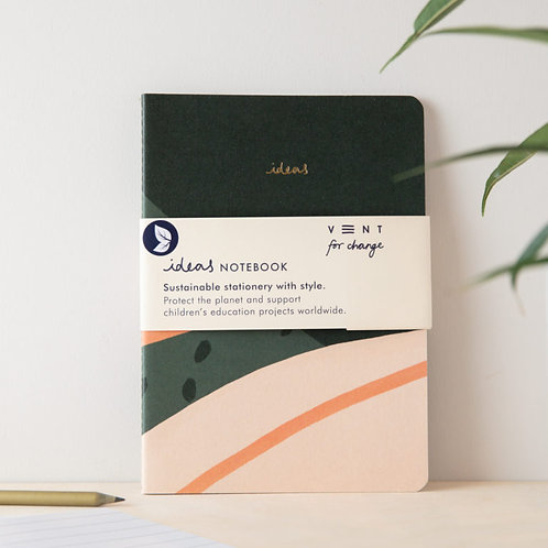 Ideas notebook - VENT