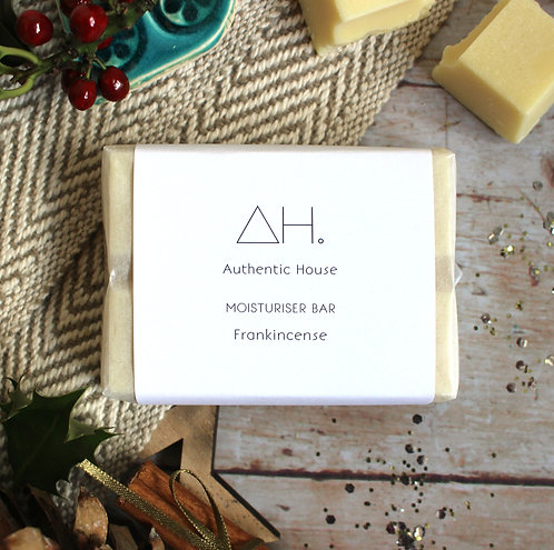Frankincense moisturiser bar - Authentic House