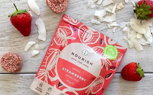 Organic coconut bites - Nourish