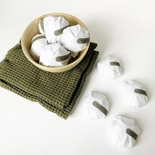 Moringa Body Scrub Melt - Wildtree Skincare