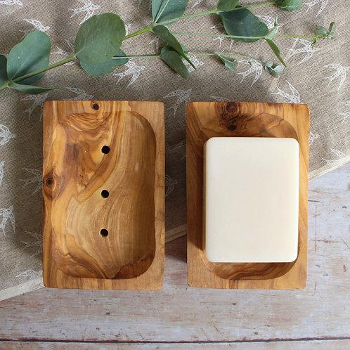 Olive soap dish - Eco Living