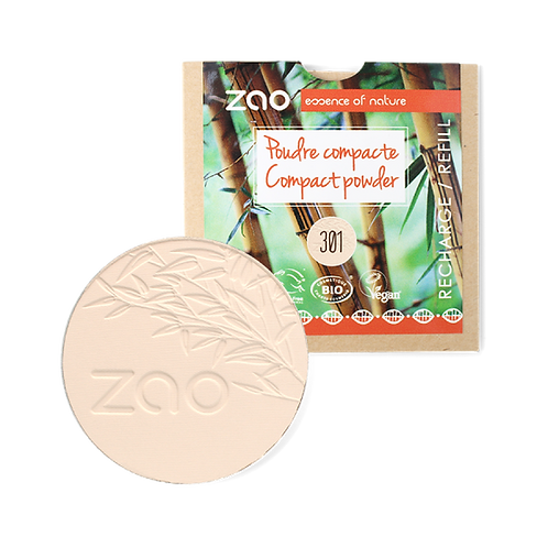 Refill only - Compact powder - Zao