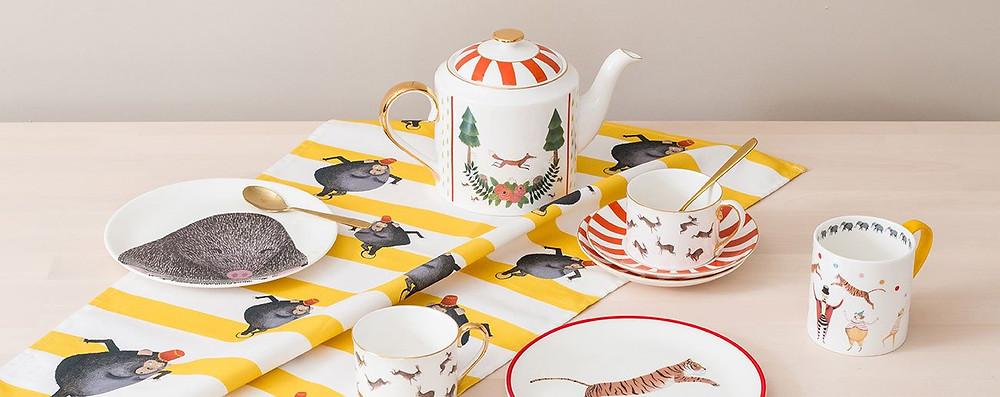 Ceramics designed by Amy