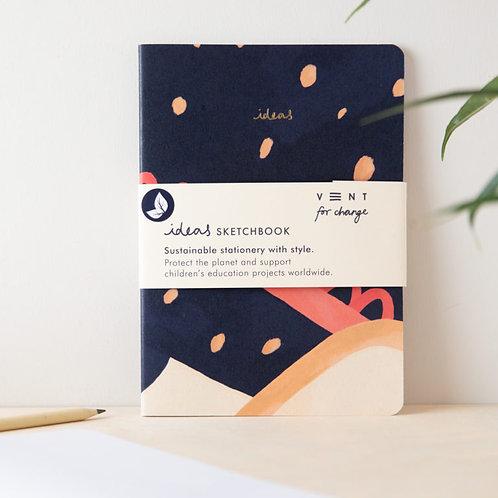 Ideas sketchbook - VENT