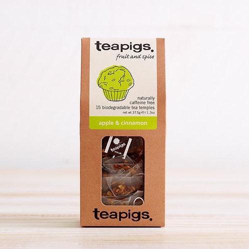 Apple & cinnamon tea (pack of 15) - Teapigs